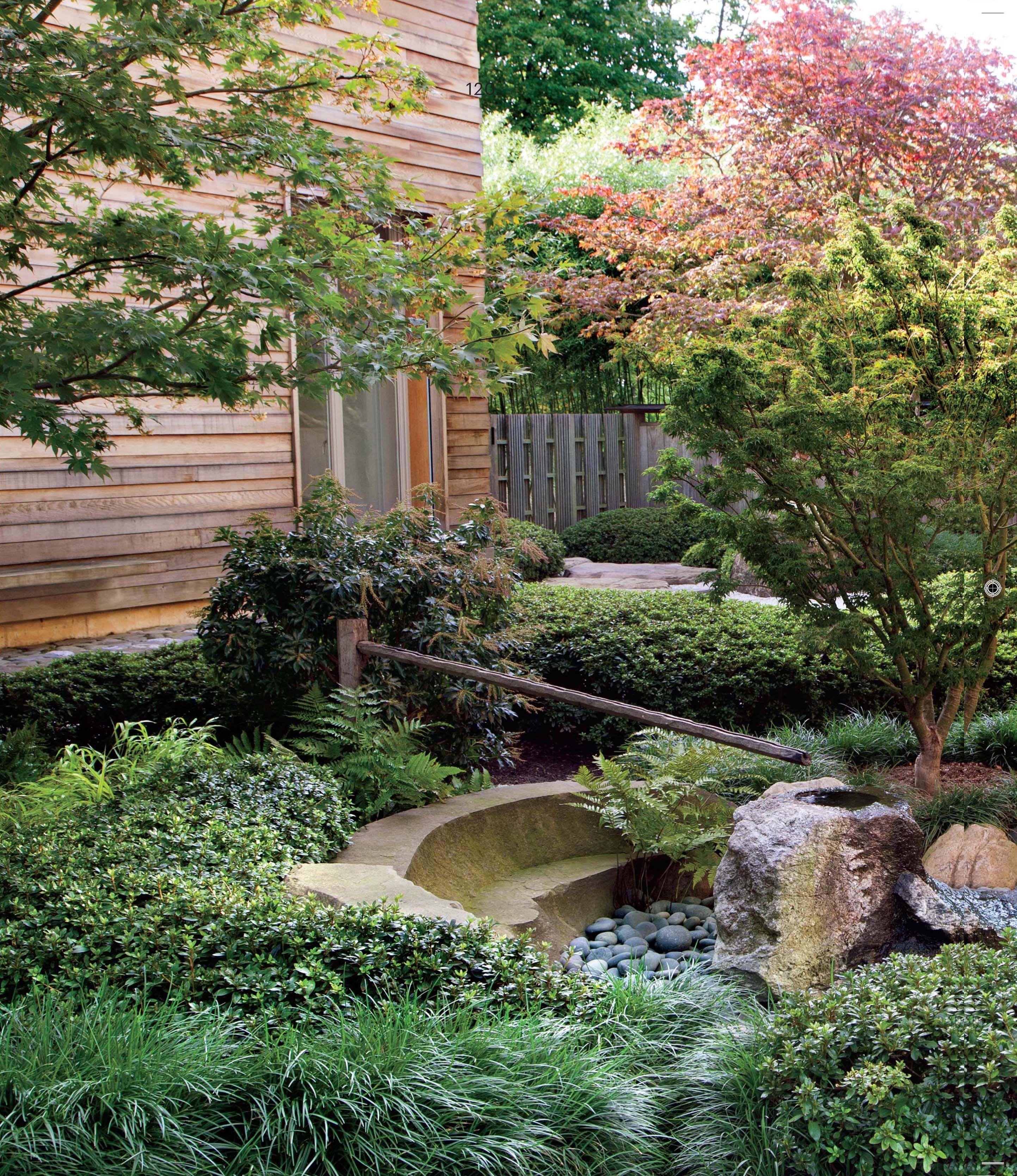 How to Make a Japanese Garden Japanese rock garden