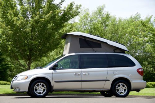 2001 Dodge Grand Caravan Gtrv Westy Pop Top Camper Van Pop Top
