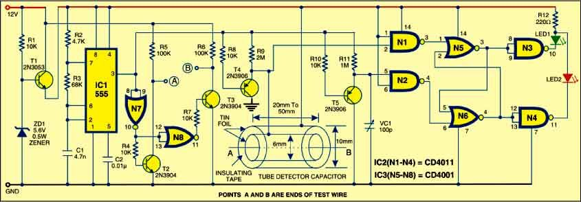 Movie Maker In 2020 Electronic Circuit Projects Electronics For
