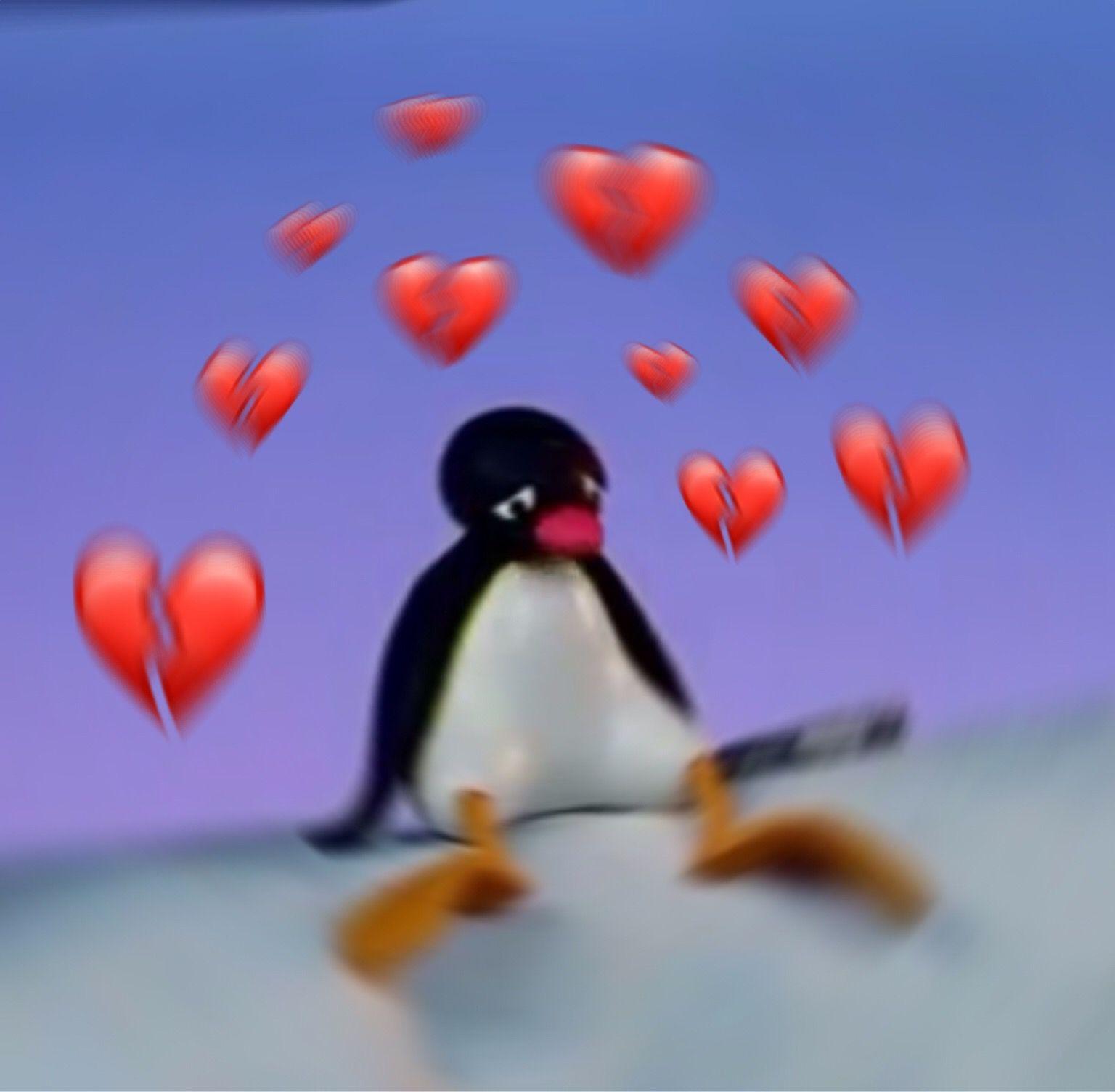 Pin De Mhiam Agstn Em Pingu Rostos De Meme Memes De Desenhos