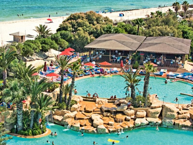 Sahara Beach Resort Tunisia Skanes Thomas Cook
