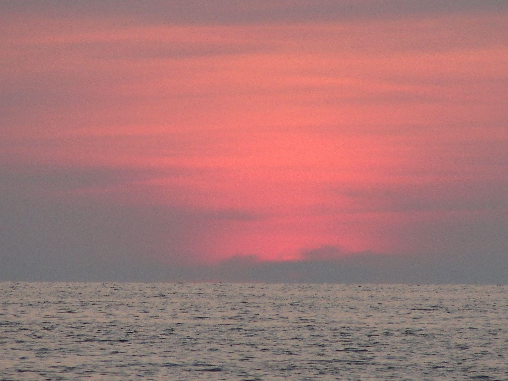 The Sun Sleeps until Tomorrow