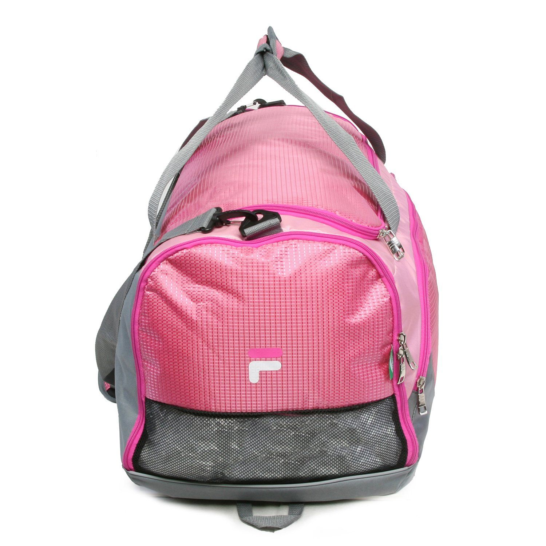 Advantage Small Duffel Gym Sports Bag with Shoe