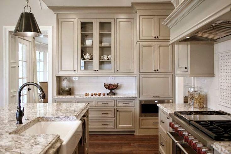 Creative Kitchen Cabinet Color Ideas