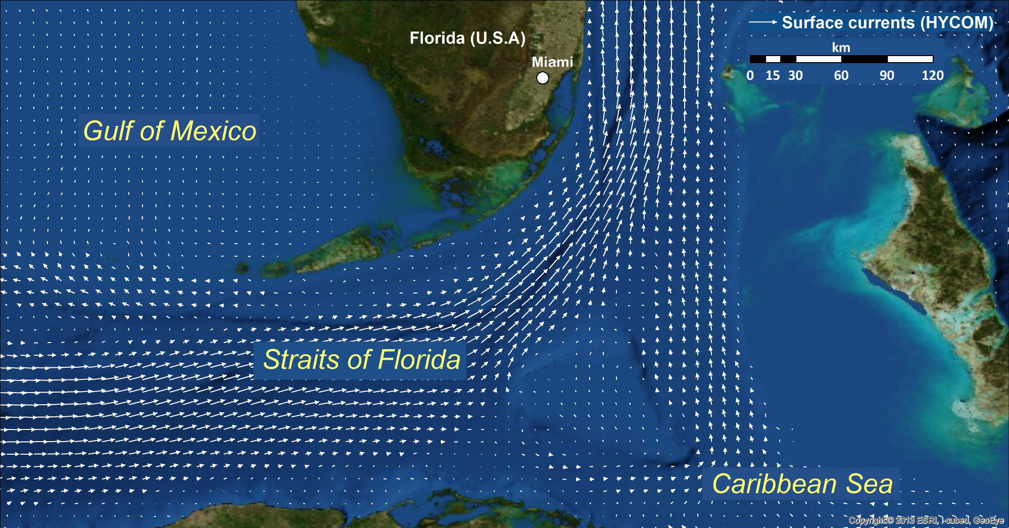 straights of florida map Florida Straits Google Search Florida Gulf Of Mexico