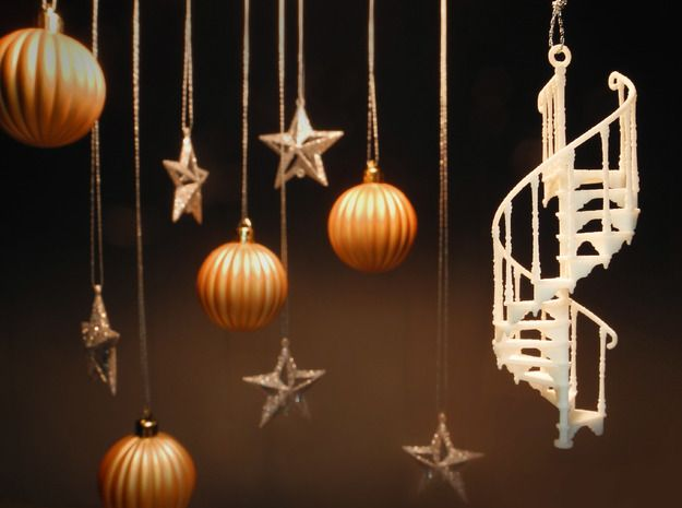 Best Spiral Staircase Ornament 1 36 By Prettysmallthings On 640 x 480