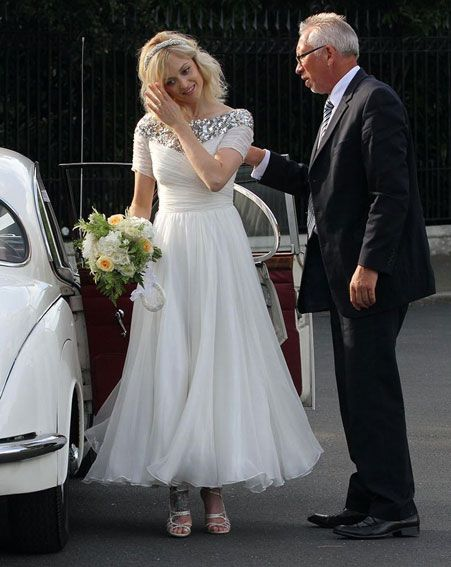 Wedding Ideas Pinterest Holly Willoughby Fearne