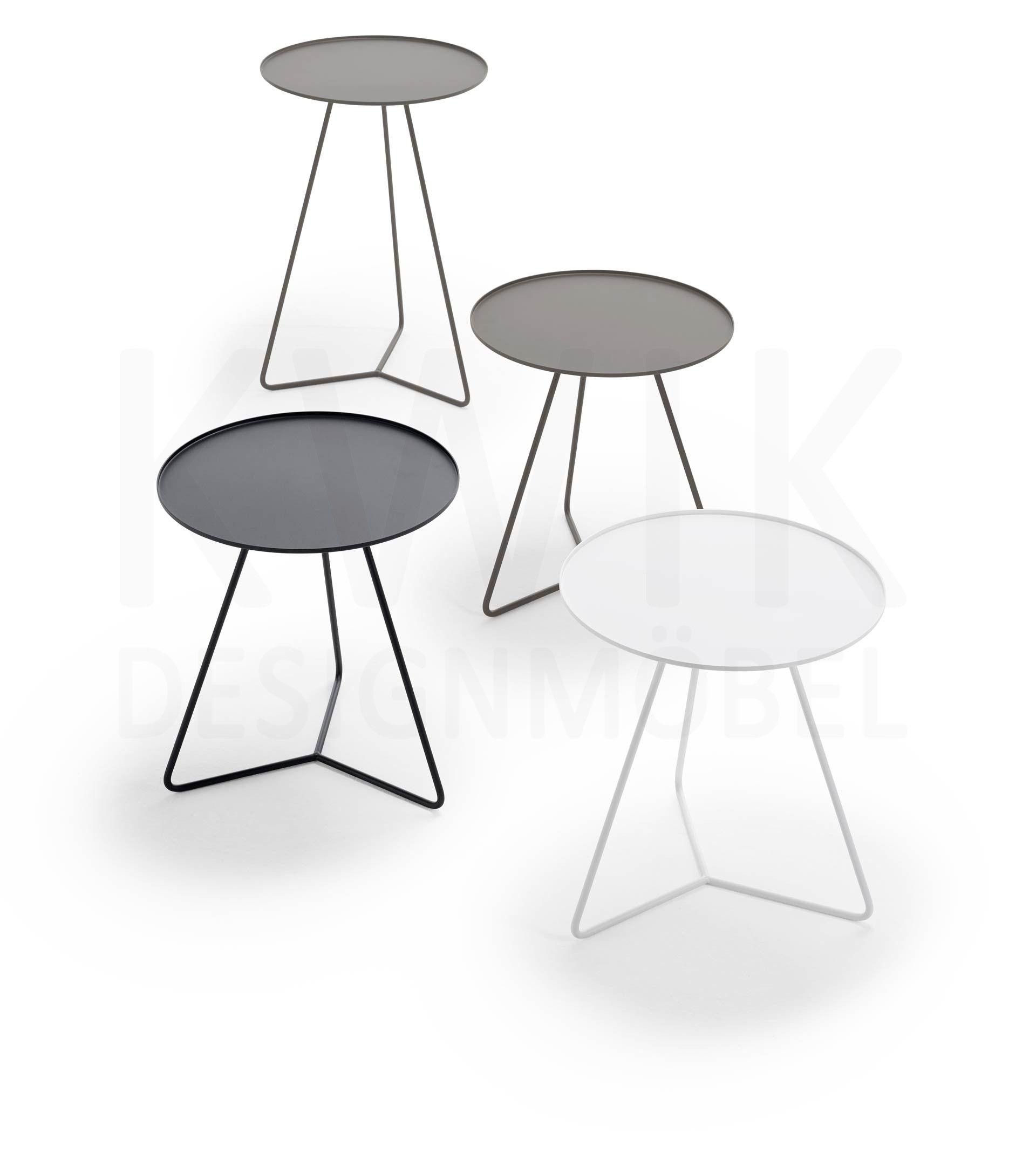 Steely Beistelltisch 40cm Beistelltisch Moller Design