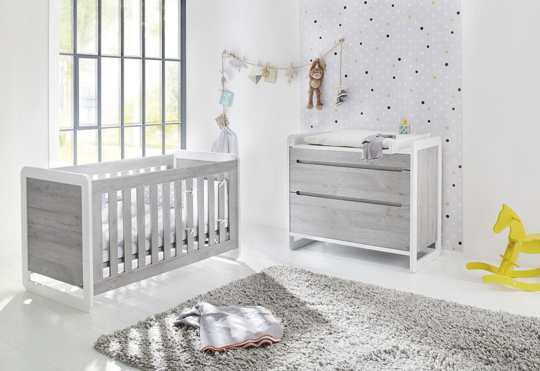 Sparset 'Curve' Baby möbel, Bett ideen, Kinderbett