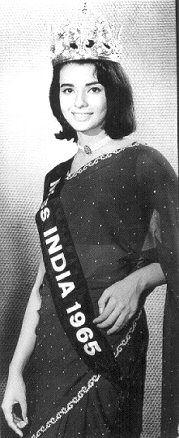 Persis Khambatta Miss India 1965 /