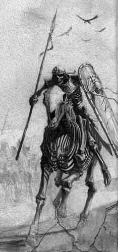 Skeletal rider 5e