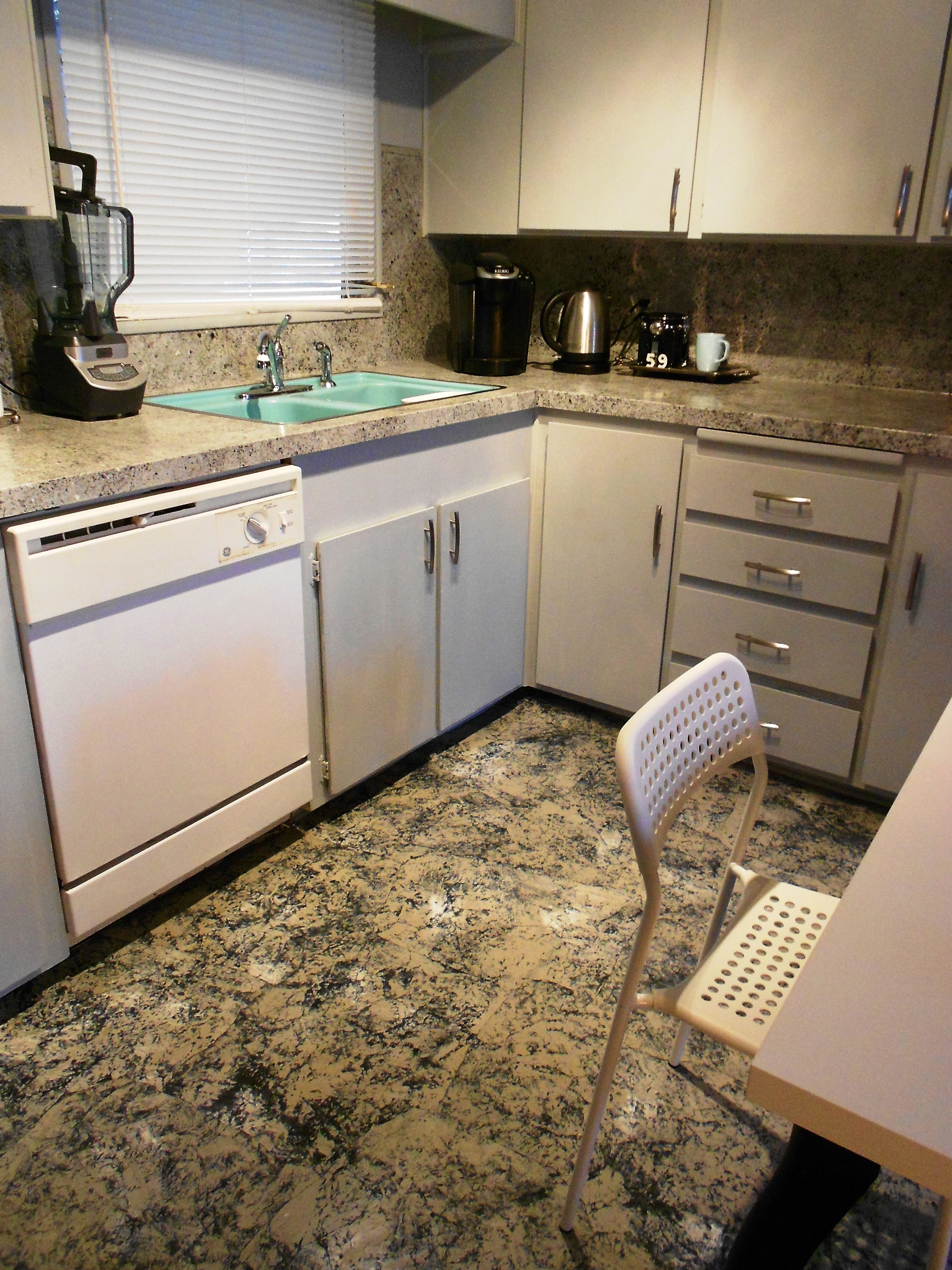 used kitchen countertops quartz countertops think decoupage cant be used in the kitchen again using sealer that is meant for sealing counter tops works just fine thanks very much