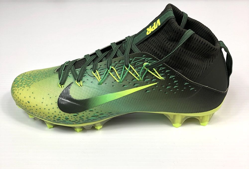 d8925babc8bf Nike Vapor Untouchable 2 Football Cleats 824470-337 Men's Size 11 Brand New  | eBay