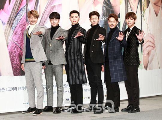 Hwarang Boys Hyung Sik Height