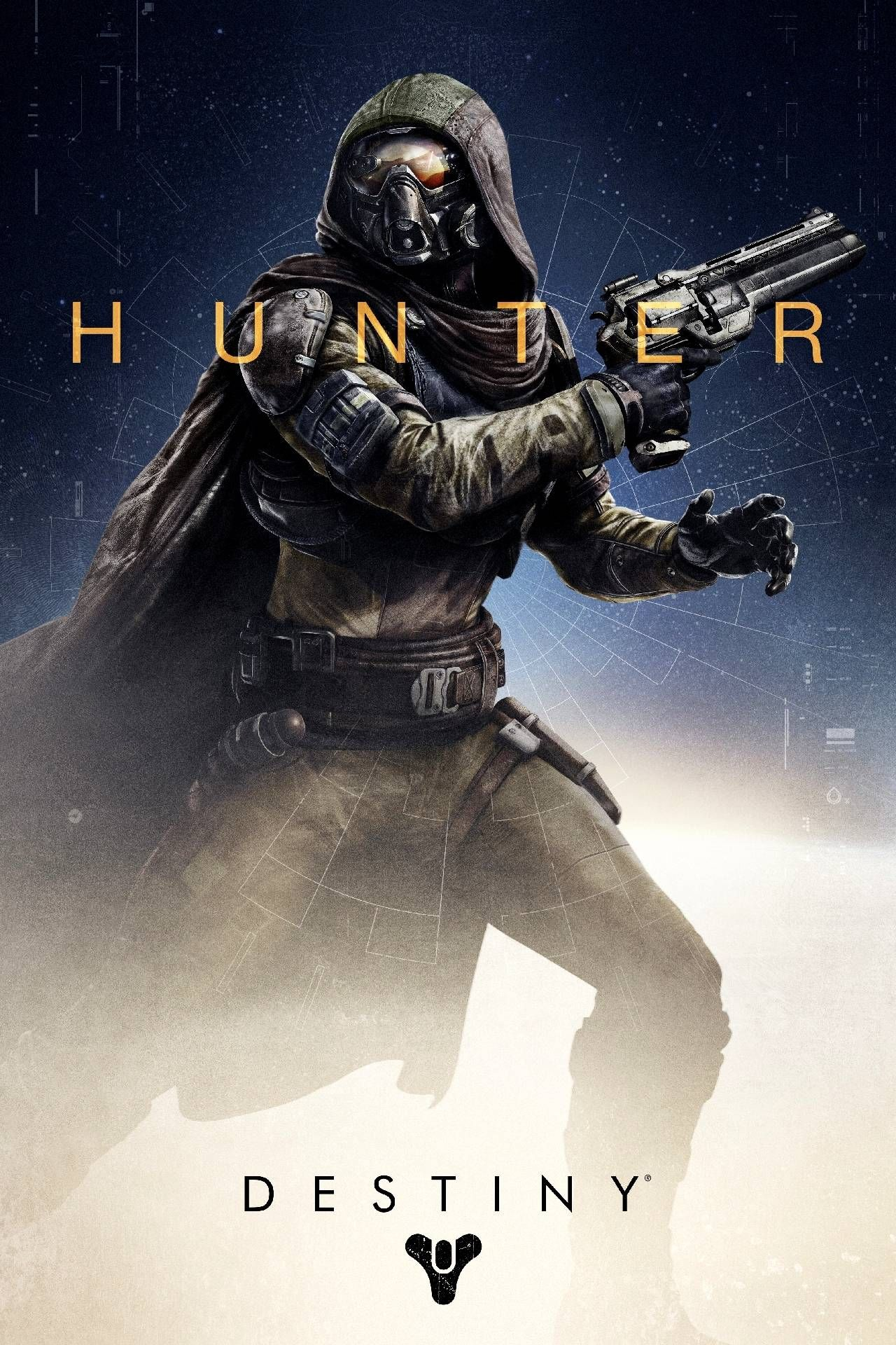 Awesome IPhone/Android Destiny Wallpaper : DestinyTheGame