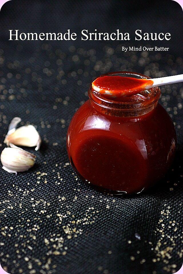 Homemade Sriracha #theleftoversclub | The Leftovers Club ...