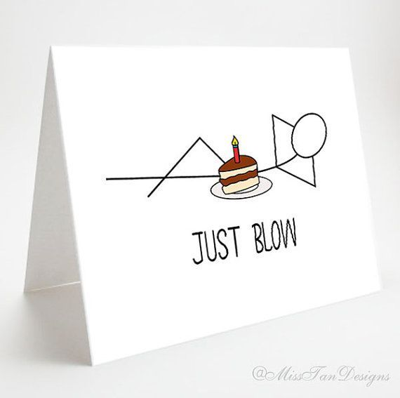 Pin by fironica lao on diy pinterest cards funny card just blow boyfriend card birthday love gift bookmarktalkfo Gallery