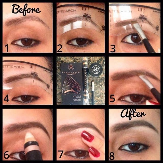 Good Eyebrow Shapes What Is Eyebrow Threading How To Properly