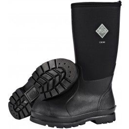 Arctic Sport Steel Toe Muck Boot in Black (MB-ASP-STL) | The Muck ...