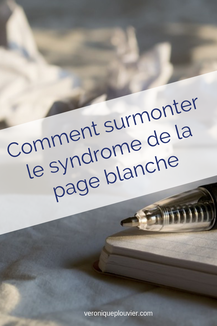 Syndrome De La Page Blanche : syndrome, blanche, Syndrome, Blanche, L'expression, Jolie, Réalité, Beaucoup, Moins., Blanche,, Comment, écrire, Livre