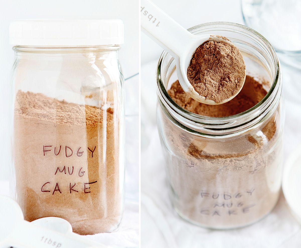 Fudgey Mug Brownie