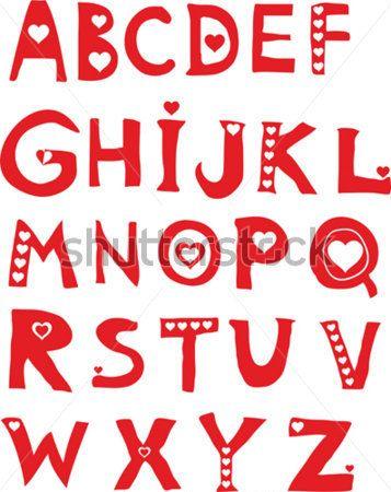 letras decorativas buscar con google
