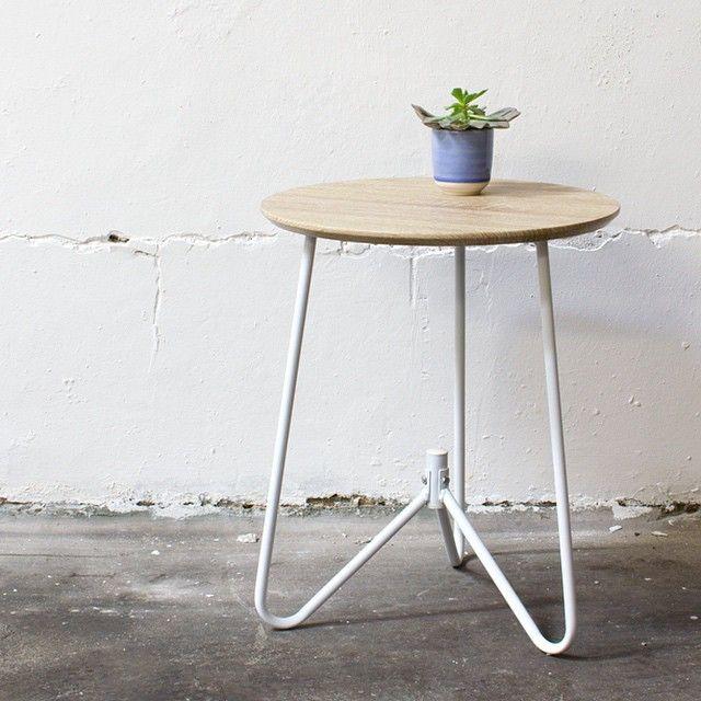 In stores now. Size 48x40 cm (Ø40) DKK 98,00 / SEK 129,00 / NOK 128,00 / € 13,75 / ISK 3009 #søstrenegrene #sostrenegrene #sofabord #sidebord #coffee #table #indretning #interior #interiør