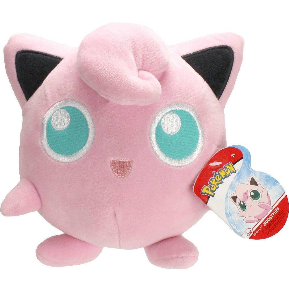 Collectibles Banpresto Jigglypuff Plushie Pokemon Sun and Moon Take Me with  You Pokémon