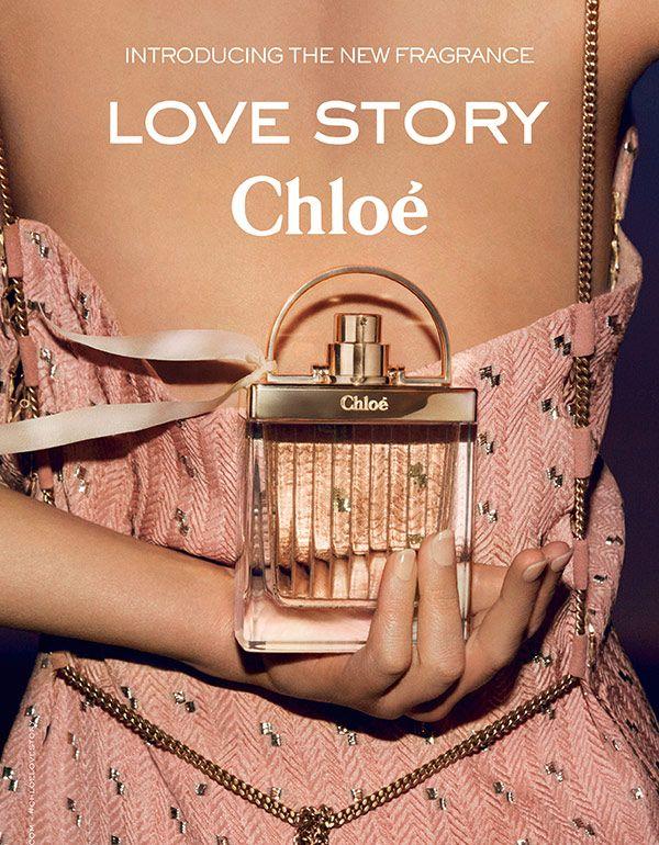 Chloé love story ad