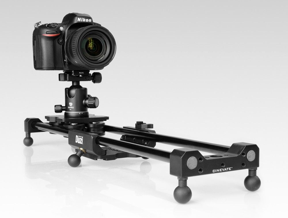 Duzi Camera Slider (Camera Not Included) | -Heaven of indie ...