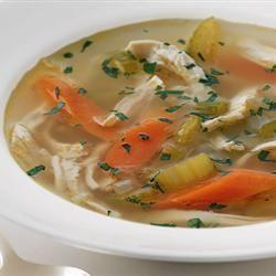 Vegetable Chicken Soup Allrecipes.com