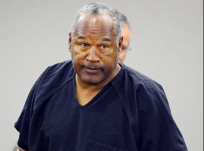 O. J. Simpson has converted to Islam in prison Well, he has the wife beating and murdering part down!