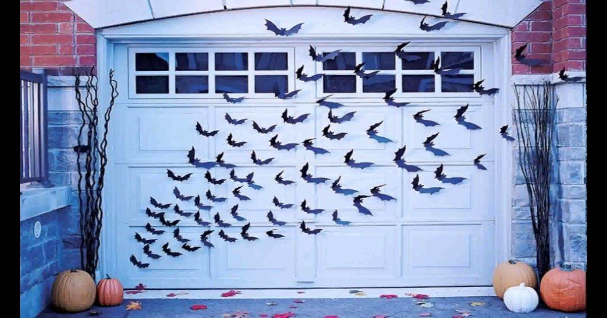 Image Result For Garage Halloween Decorations Image Result For