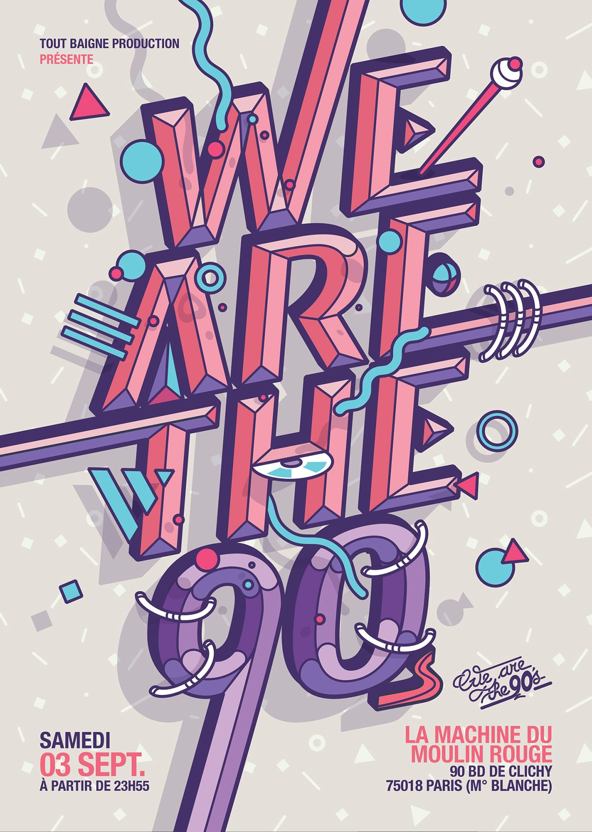 90s poster design - Find This Pin And More On Poster