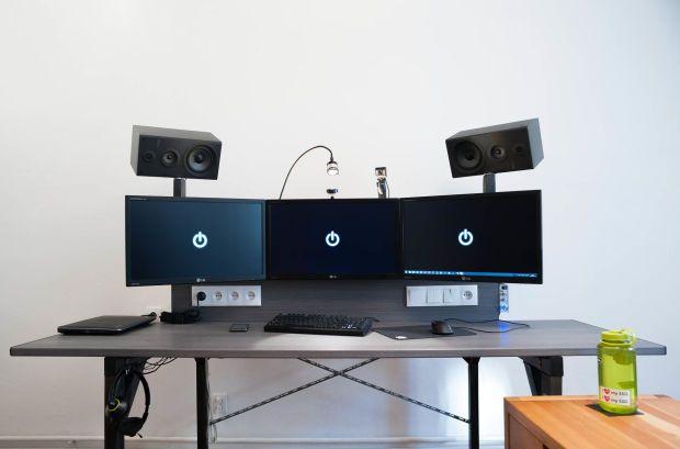 Dise o 20 oficinas incre bles para inspirarte oficinas for Diseno de escritorios de oficina