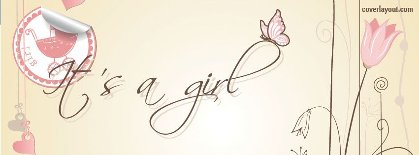 Pin By Corinne Alsup On Baby Girl Facebook Cover Baby Shower Activities Baby Shower Facebook