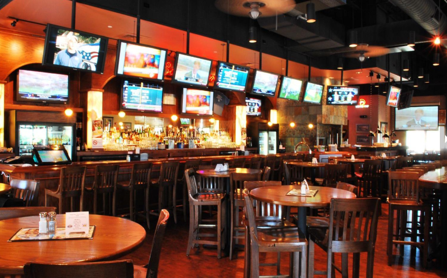 This sports bar & grill chain has food everyone will enjoy