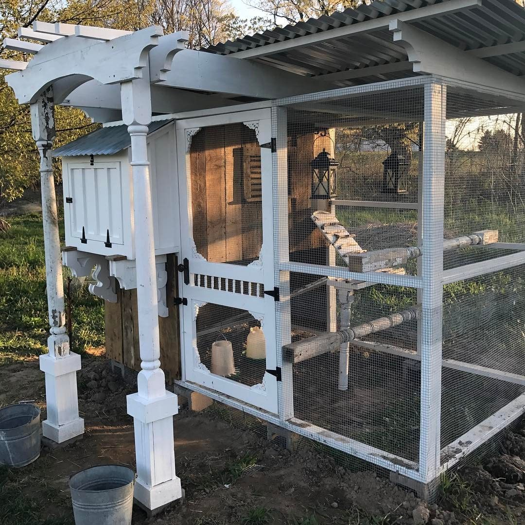 Pin by Jeff on chicken coops (With images) | Backyard ...