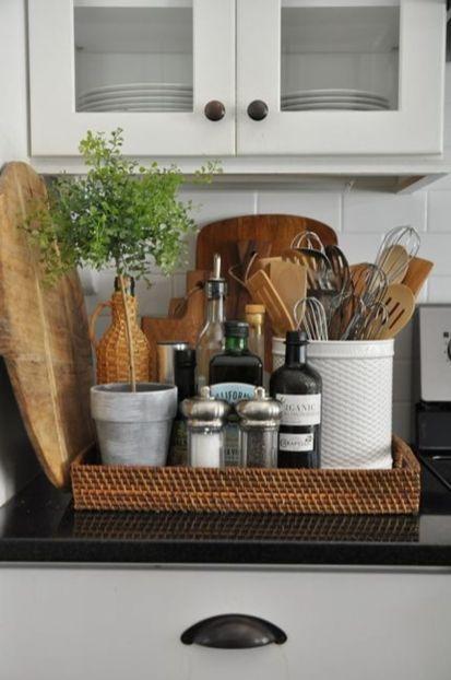54 elegant kitchen desk organizer ideas to look neat with images kitchen desks kitchen desk on kitchen organization elegant id=89785