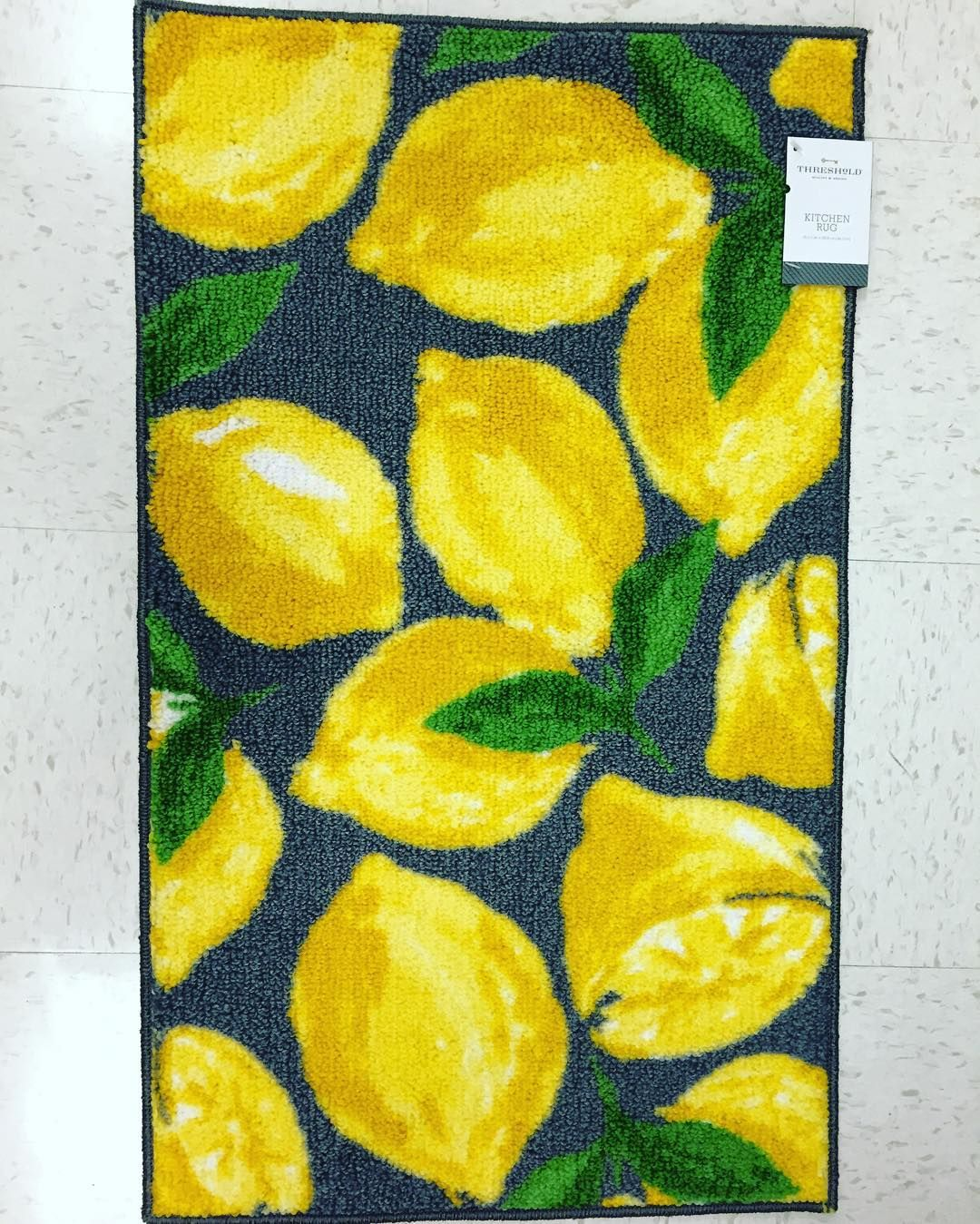 brighten up your kitchen with this Threshold #yellow #lemon ...