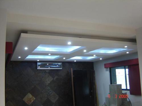 falso techo con luz - Buscar con Google mi casa interior - Techos Interiores Con Luces