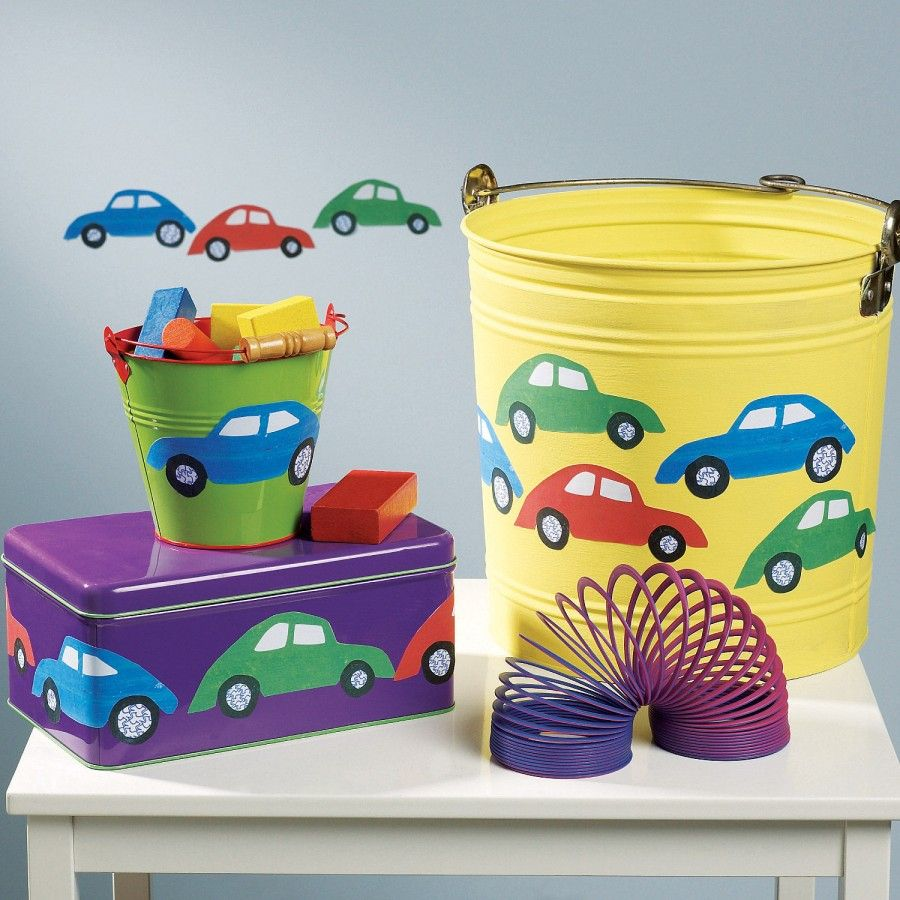 Wallies Buggy Cars Wallpaper Cutouts - 12249 | For the Home ...