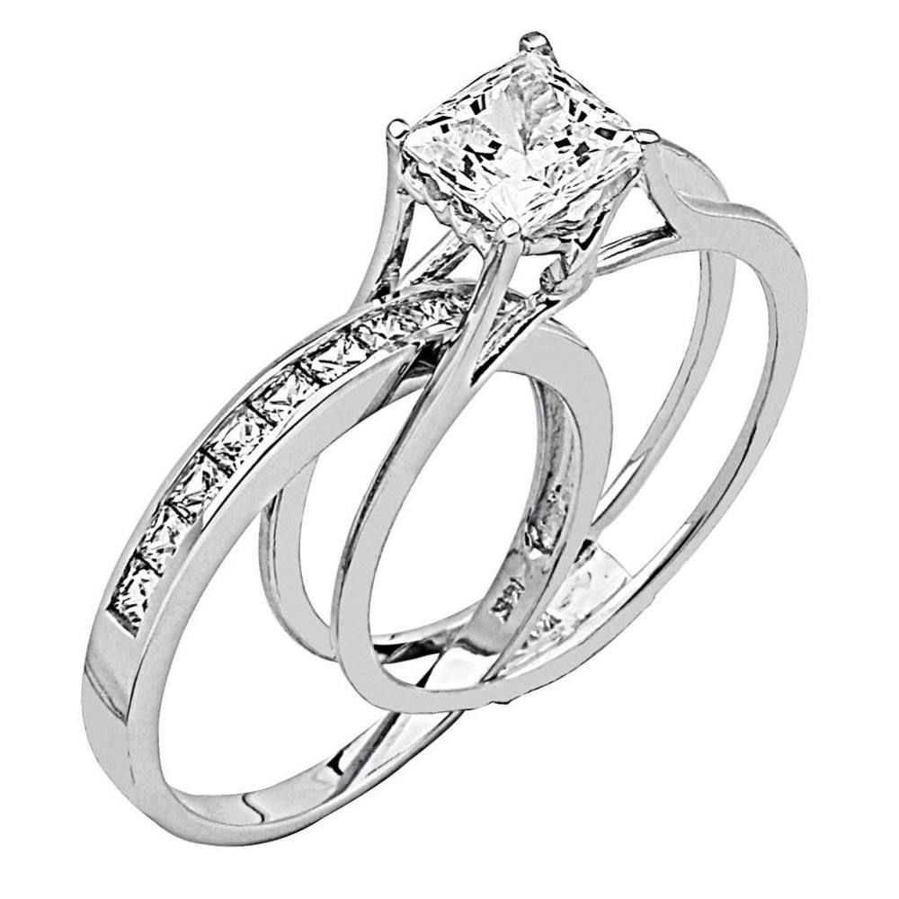 Image Result For Twin Band Engagement Ring