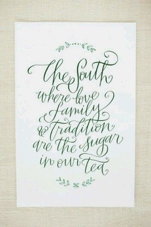 Cute Southern Love Quotes Southern font love.   Southern ...