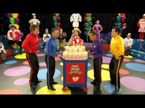 The Wiggles Hot Poppin' Popcorn Song (+playlist) http