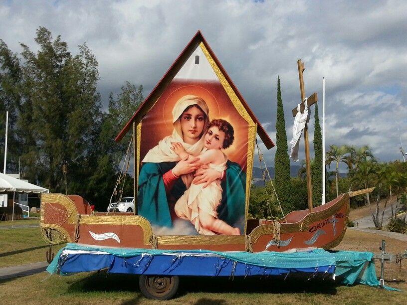 Santuario Schoenstatt, Juana Díaz,  Puerto Rico. Un lugar mágico y de mucha cercanía con Dios y la Virgencita!  2014