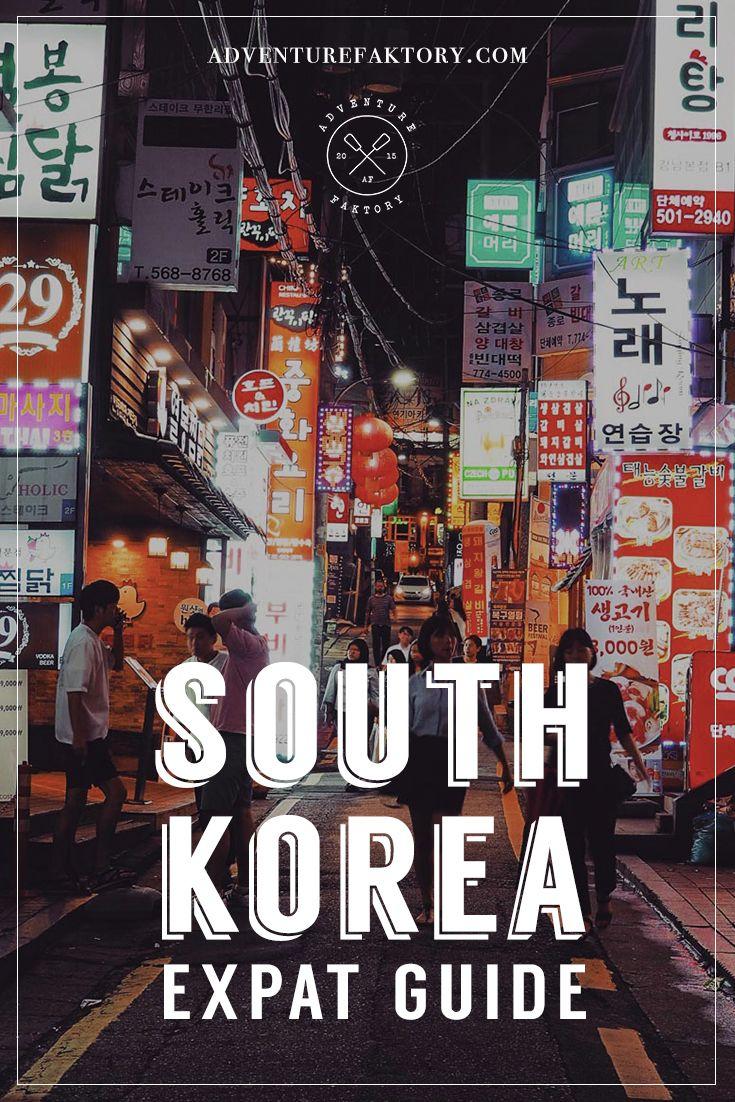 expat Koreában
