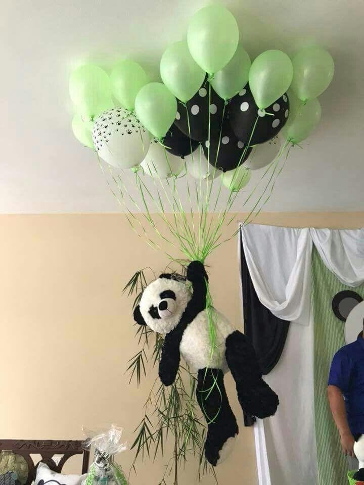 Baby Shower Ideas Baby Shower Festas In 2019 Panda