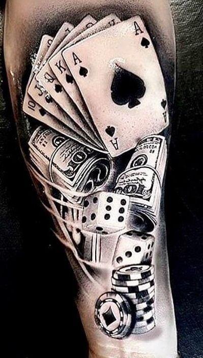 La Pulga De Las Vegas >> Pin Oleh Pappu La Pulga Di Tatto Lapulga Art Tattoos