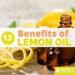 13 Healing Benefits of Lemon Essential Oil
